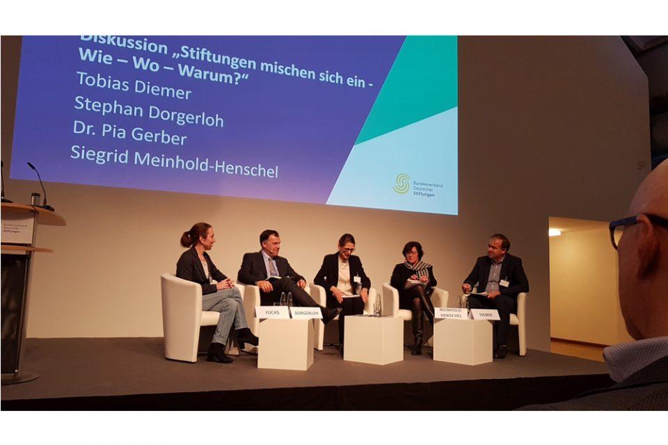 """""""Es braucht mehr Vernetzung und Kooperation der Akteure und Themenfelder"""""""