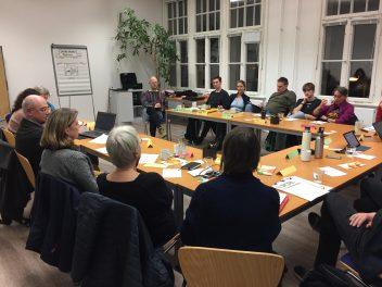 Dokumentation: Planungswerkstatt Demokratie- und Europafest