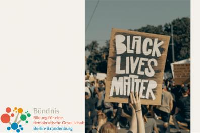 Demokratische Bildung gegen Rassismus – ein Statement